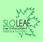 SLO LEAF Logo