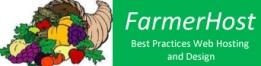 Farmer Host Cornucopia Logo Banner
