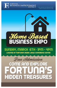 2016 FBID Home Based Business Expo Poster